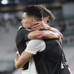 Battuta la Lazio, la Juve ipoteca lo scudetto