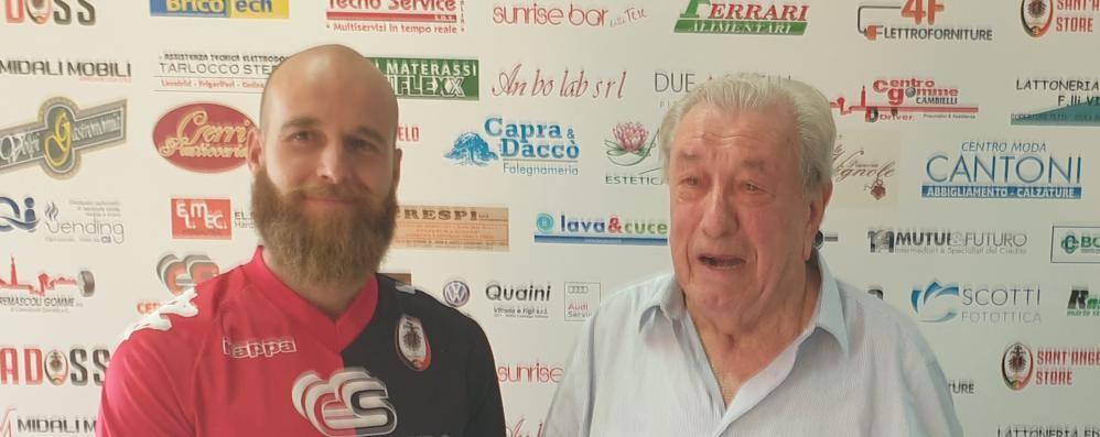Calcio, Perez indica la via spagnola al Sant'Angelo