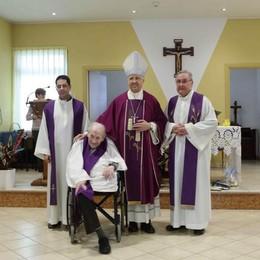 CHIESA A quasi 100 anni è tornato al Padre monsignor Piero Cazzamali