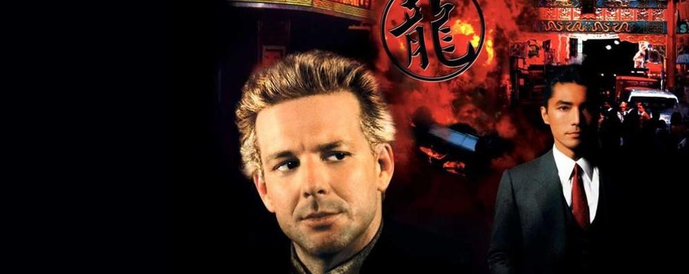 Cimino porta Mickey Rourke a Chinatown