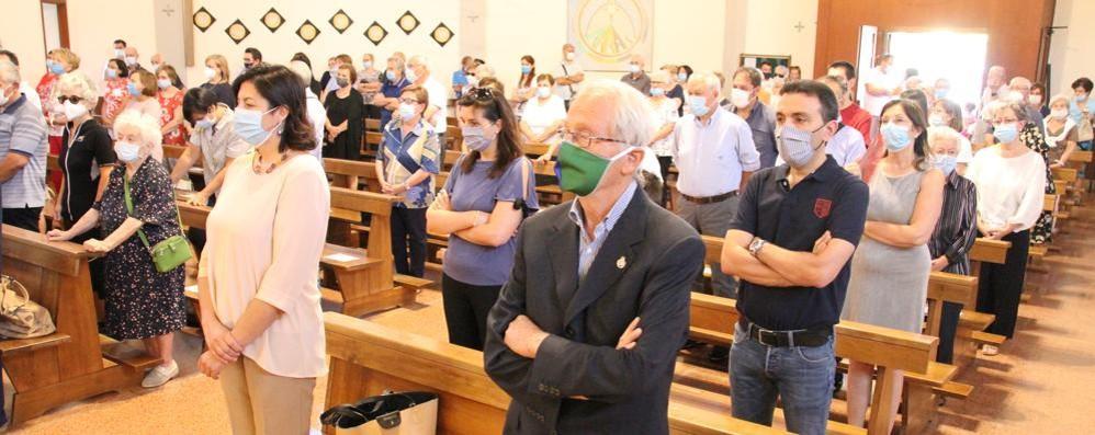 CODOGNO Piantine di ulivo per ricordare le 36 vittime della pandemia
