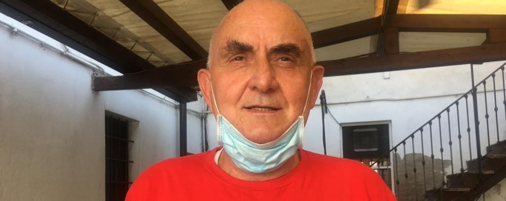 """CORNO GIOVINE Mario """"l'autista"""", 5 mesi per vincere la battaglia contro il Covid"""