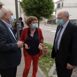 Covid, arriva l'analisi del prof. Galli: «A Carpiano diffusione limitata»