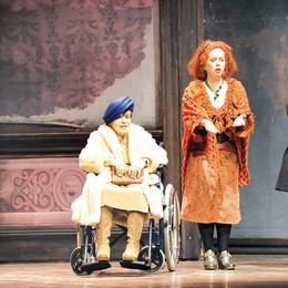 I 100 anni di Franca Valeri applauditi anche nel Lodigiano