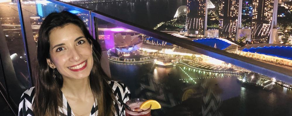 Il Covid ha spento le luci di Singapore