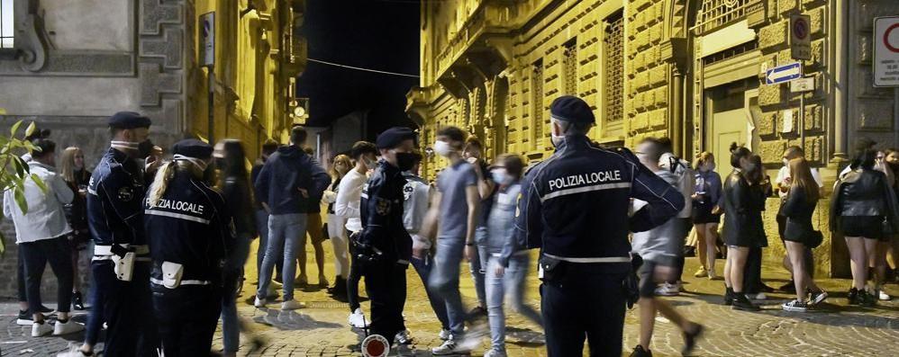 Polizia locale in prima linea contro il contagio: un premio dalla Regione