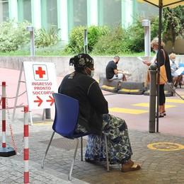 Pronto soccorso a Lodi, odissea in sala d'attesa
