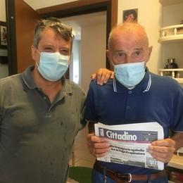 Tutti i giorni col Cittadino in farmacia a Senna: la storia di Adelio al festival di Salina