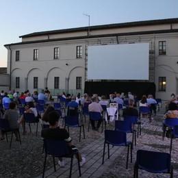 """Inaugurata in San Domenico l'arena del nuovo """"cinema sotto le stelle"""""""