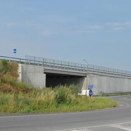 Lavori per l'acquedotto, la provinciale per Bergamo rimarrà chiusa per un mese