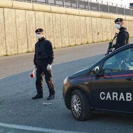 Alto impatto, nuovi controlli dei carabinieri nel Lodigiano