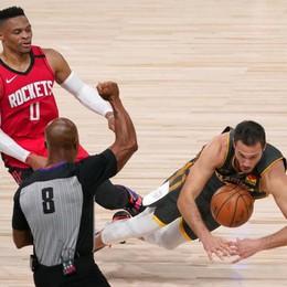 Basket Nba, Gallinari resta in corsa