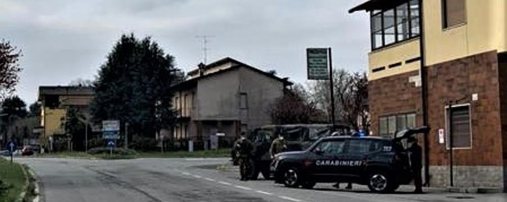 Carabiniere fuori servizio arresta un ladro