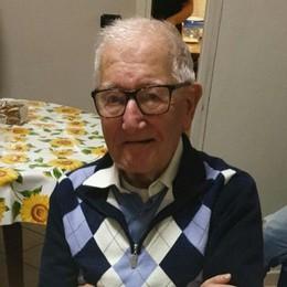 """Casalpusterlengo celebra """"el giasee"""": Enrico Mario Toscani compie cento anni"""