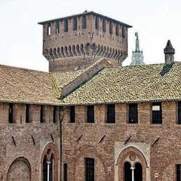 Il Covid lascia a porte chiuse i tre musei del Castello