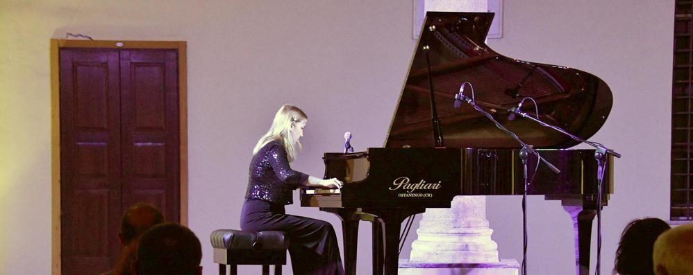 Il pianoforte di Chiara Cipelli cala il sipario su Lodi al Sole