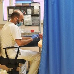 La carica virale ora è più forte, in ospedale a Lodi 2-3 casi al giorno