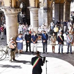 Martiri del Poligono, Broletto occupato: «Abbiamo aspettato invano delle scuse»