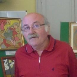 Melegnano piange Giuseppe Beccarini, una vita tra arte e volontariato