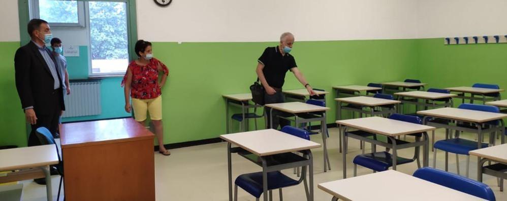 San Donato, le scuole cittadine si preparano per la riapertura