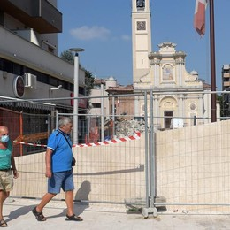 San Giuliano, la nuova piazza della Vittoria sta per diventare una realtà
