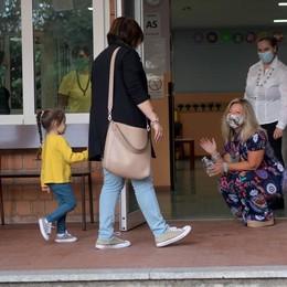 San Giuliano, riapre la scuola dell'infanzia: dopo sei mesi un giorno speciale VIDEO