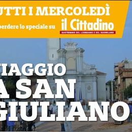 Viaggio a San Giuliano