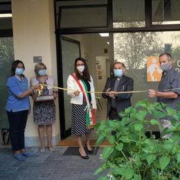 Video - L'arcivescovo Mario Delpini ha benedetto il consultorio di Peschiera