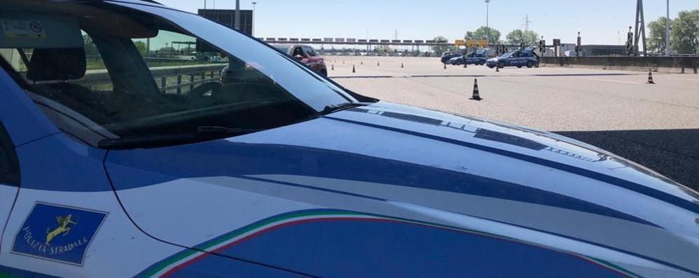 Vizzolo, perde il controllo dell'auto: 43enne muore sulla Tem