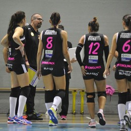Volley, Tomolpack story-10: dal settimo posto in B2 alla retrocessione in C