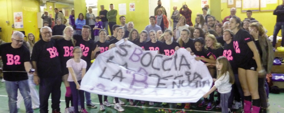 Volley, Tomolpack story-7: la promozione in Serie B2