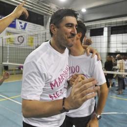 Volley, Tomolpack story-8 bis: la salvezza  in B2 dopo la rivoluzione