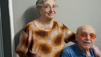 «Ringrazio chi ha guarito il mio nonno»