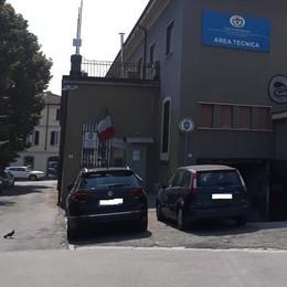 A Melegnano in vendita il palazzo che ospita la sede dei vigili