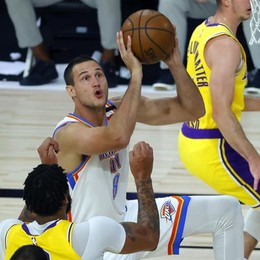 Gallo e Thunder, che rimonta a Miami: nei play off i Rockets