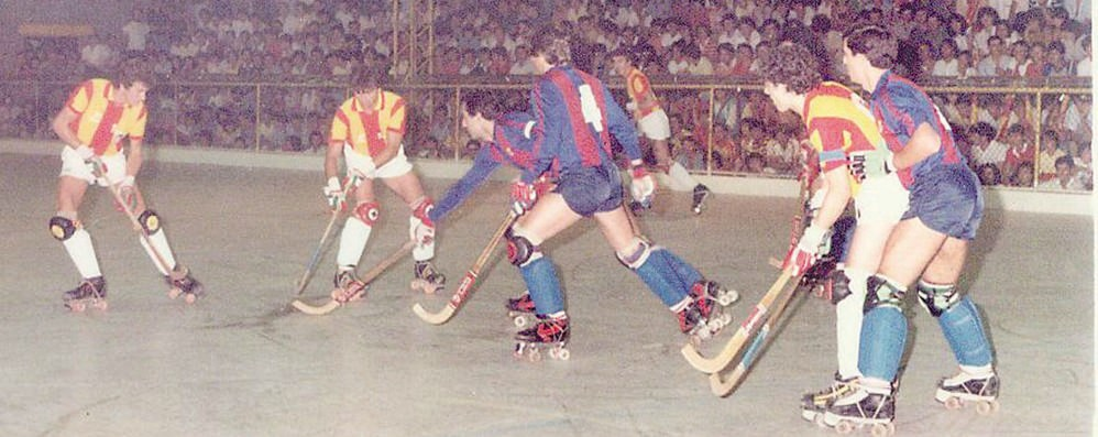 Hockey, le otto volte dell'Amatori in Coppa Campioni