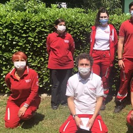 «I volontari del soccorso non si fermano  nemmeno a Ferragosto»