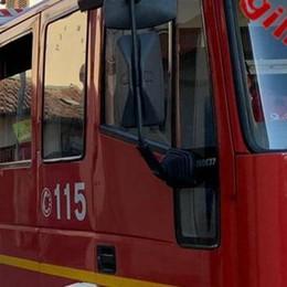 Incendi, doppio intervento dei pompieri volontari di Sant'Angelo