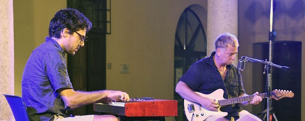 Lodi per una sera vicina all'America con il blues di Prandi e Confalonieri