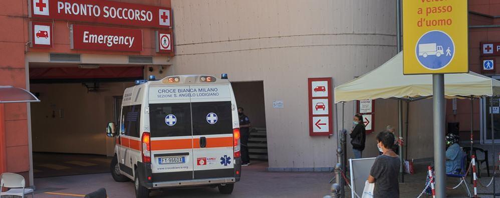 """L'ospedale di Lodi adesso è """"Covid free"""""""