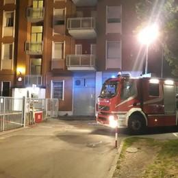 MELEGNANO Tre case allagate a Ferragosto: intervento dei pompieri