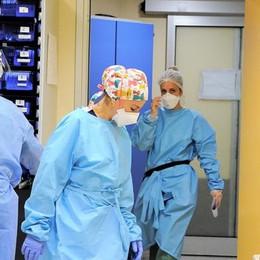 Pronto soccorso di Lodi, trasloco all'alba:  stop alle attese fuori dell'ospedale
