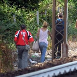 SAN DONATO «Oggi la cava di Sorigherio è il nuovo bosco della droga»