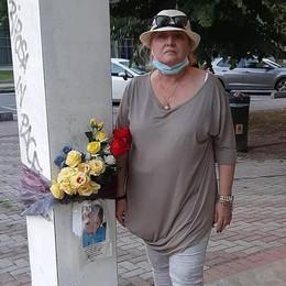 SAN DONATO Sfregiata la foto di Federico Barakat, ucciso dal papà