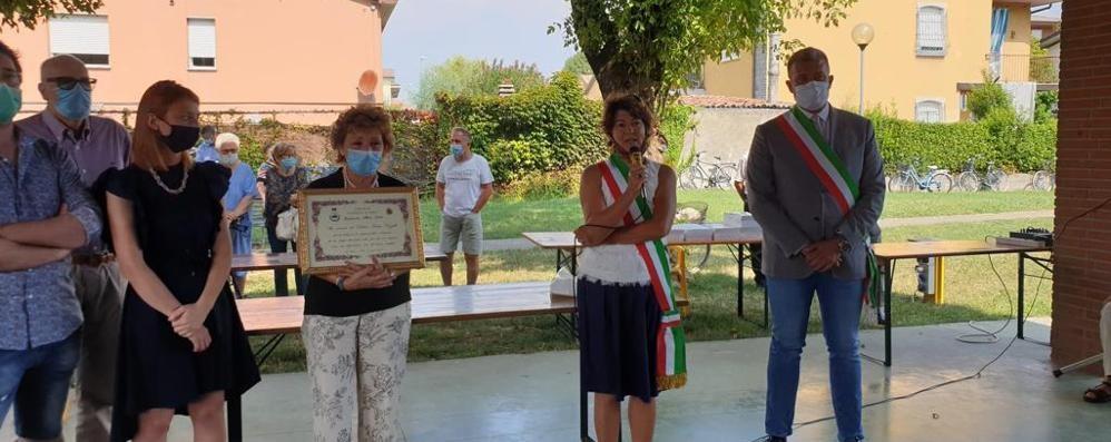 SAN ROCCO Il Navarolo d'Oro va alla memoria del dottor Ivano Vezzulli