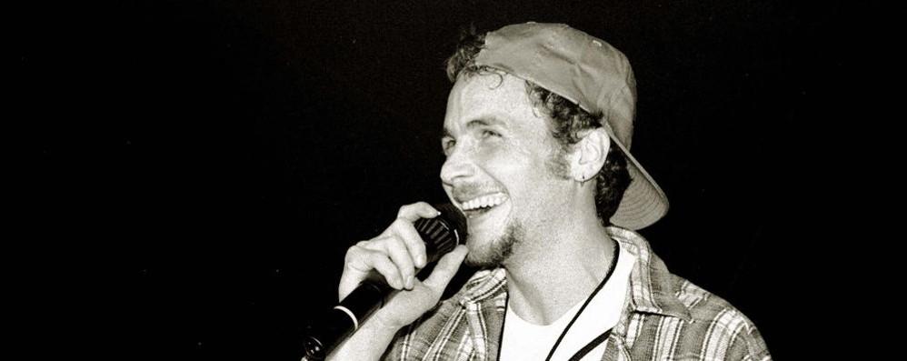 A Lodi nel 1994 il tour della svolta in cui Jovanotti diventò Lorenzo