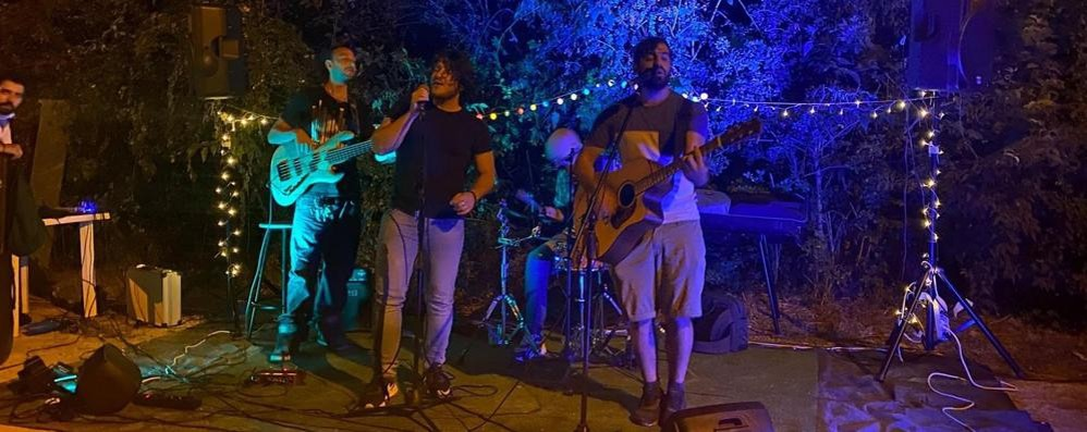 "A Lodi torna ""Jamming on the river"""