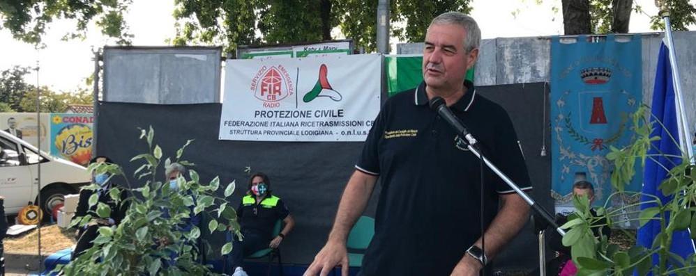 Il capo della Protezione civile a Castiglione per la Giornata della riconoscenza