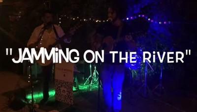 """Lodi in musica sull'Adda con """"Jamming on the river"""""""