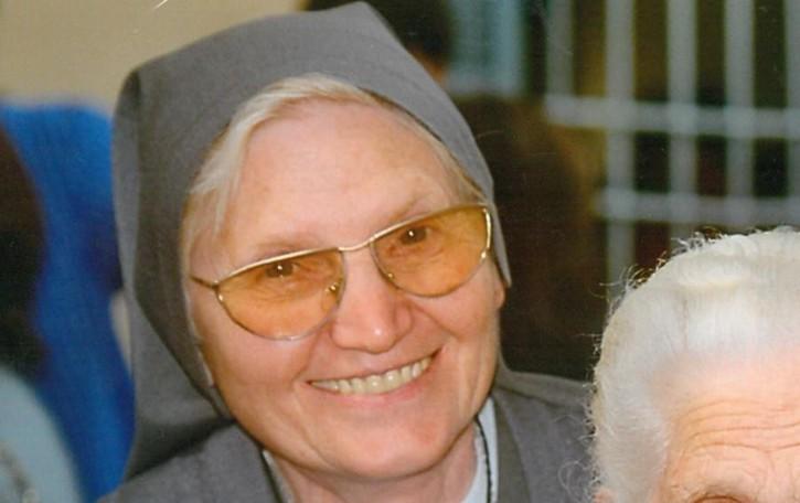 Paullo dice addio a suor Adalgisa Mangiarotti, a lungo maestra e catechista